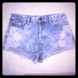 Adorable Denim Shorts